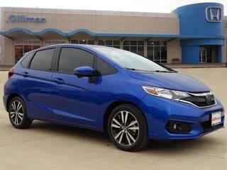 New 2019 Honda Fit EX-L Hatchback 00H90882 near San Antonio