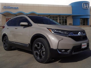 New 2018 Honda CR-V Touring AWD SUV 00H81913 near San Antonio