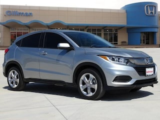 New 2019 Honda HR-V LX 2WD SUV 00H90344 near San Antonio