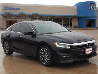 New 2019 Honda Insight Touring Sedan 00H90166 near San Antonio