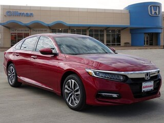 New 2018 Honda Accord Hybrid Touring Sedan 00H81940 near San Antonio