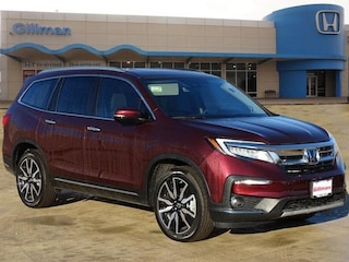 New 2019 Honda Pilot Elite AWD SUV 00H90139 near San Antonio