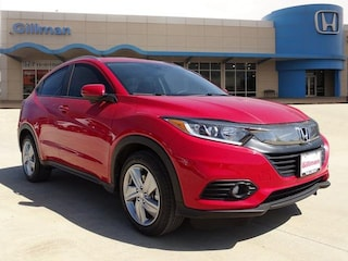 New 2019 Honda HR-V EX 2WD SUV 00H90633 for sale near San Antonio, TX