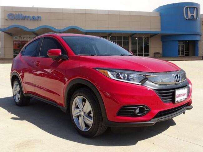 DYNAMIC_PREF_LABEL_AUTO_NEW_DETAILS_INVENTORY_DETAIL1_ALTATTRIBUTEBEFORE 2019 Honda HR-V EX 2WD SUV nearSanAntonio