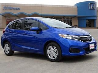 New 2019 Honda Fit LX Hatchback 00H91081 near San Antonio