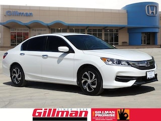 Certified Pre-Owned 2016 Honda Accord LX Sedan 0H90598A near San Antonio