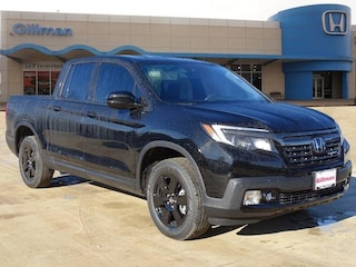 New 2019 Honda Ridgeline Black Edition AWD Truck Crew Cab 00H90275 near San Antonio