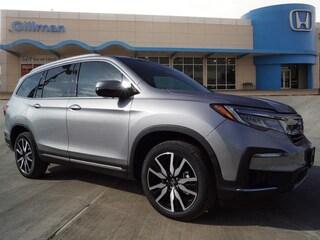 New 2019 Honda Pilot Touring 7-Passenger FWD SUV 00H90222 near San Antonio
