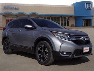 New 2018 Honda CR-V Touring AWD SUV 00H81989 near San Antonio