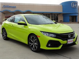 New 2019 Honda Civic Si Base Coupe 00H90286 near San Antonio