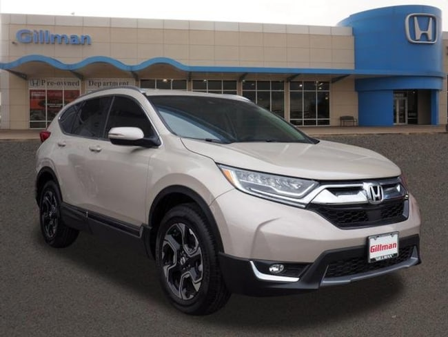 DYNAMIC_PREF_LABEL_AUTO_NEW_DETAILS_INVENTORY_DETAIL1_ALTATTRIBUTEBEFORE 2018 Honda CR-V Touring AWD SUV nearSanAntonio
