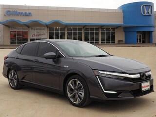 New 2018 Honda Clarity Plug-In Hybrid PLUG-IN Sedan 00H82105 near San Antonio