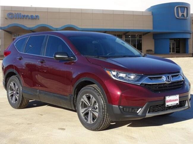 DYNAMIC_PREF_LABEL_AUTO_NEW_DETAILS_INVENTORY_DETAIL1_ALTATTRIBUTEBEFORE 2019 Honda CR-V LX 2WD SUV nearSanAntonio