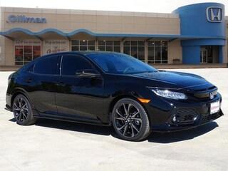 New 2019 Honda Civic Sport Touring Hatchback 00H90505 near San Antonio