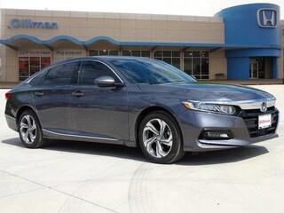 New 2019 Honda Accord EX Sedan 00H90351 near San Antonio