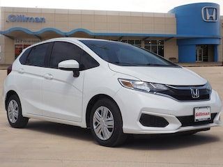 New 2019 Honda Fit LX Hatchback 00H91029 near San Antonio