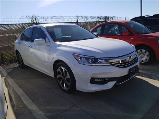 Used 2017 Honda Accord EX-L Sedan near San Antonio, TX