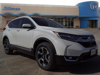 New 2018 Honda CR-V Touring AWD SUV 00H81854 near San Antonio