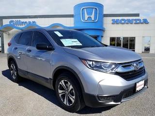 New 2019 Honda CR-V LX 2WD SUV 00190275 near Harlingen, TX