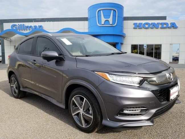 New  2019 Honda HR-V Touring AWD SUV near Harlingen, TX