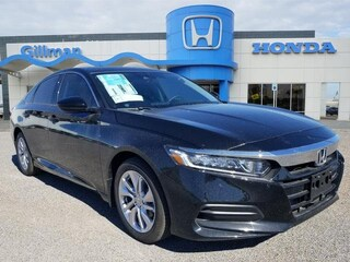 New 2018 Honda Accord LX Sedan 00180960 near Harlingen, TX