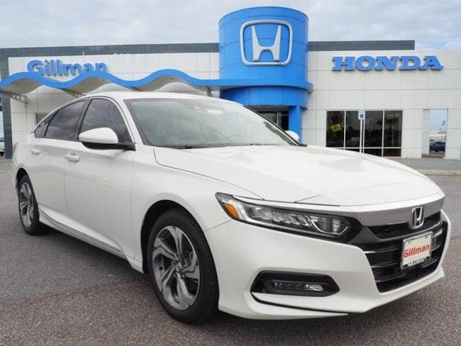 New  2018 Honda Accord EX Sedan near Harlingen, TX