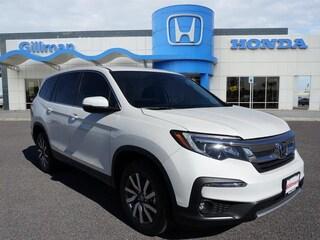 New 2019 Honda Pilot EX FWD SUV 00190117 near Harlingen, TX