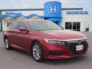 New 2018 Honda Accord LX Sedan 00180846 near Harlingen, TX