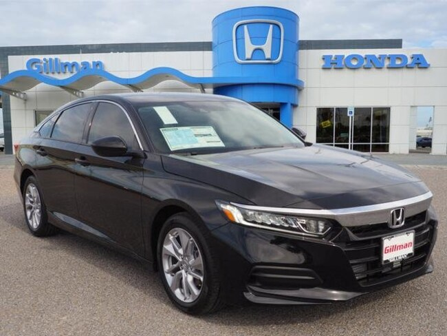 New  2018 Honda Accord LX Sedan near Harlingen, TX