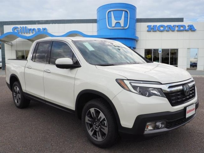 New  2019 Honda Ridgeline RTL-E AWD Truck Crew Cab near Harlingen, TX