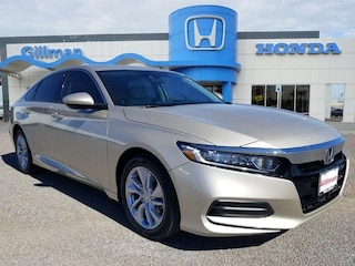 New 2018 Honda Accord LX Sedan 0P180957 near Harlingen, TX