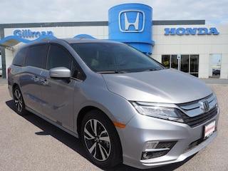 New 2019 Honda Odyssey Elite Van 00190542 near Harlingen, TX