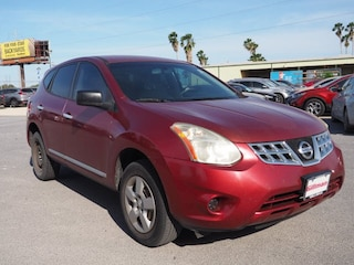 Used 2011 Nissan Rogue S SUV 0190393A near Harlingen, TX