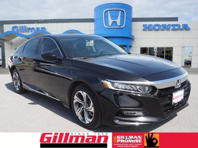 Used 2018 Honda Accord EX 1.5T Sedan near Harlingen, TX