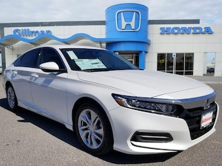 New 2019 Honda Accord LX Sedan 00190241 near Harlingen, TX