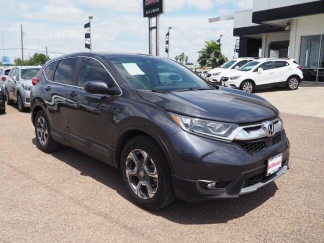 Used 2017 Honda CR-V EX SUV near Harlingen, TX