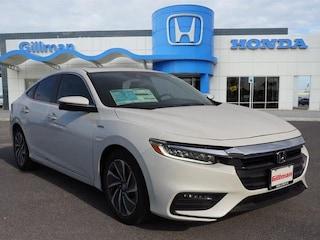 New 2019 Honda Insight Touring Sedan 00190067 near Harlingen, TX