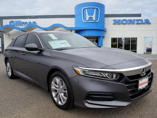 New 2019 Honda Accord LX Sedan 00190191 near Harlingen, TX
