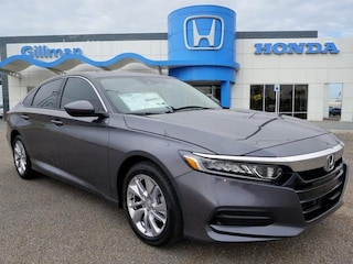 New 2019 Honda Accord LX Sedan 00190190 near Harlingen, TX