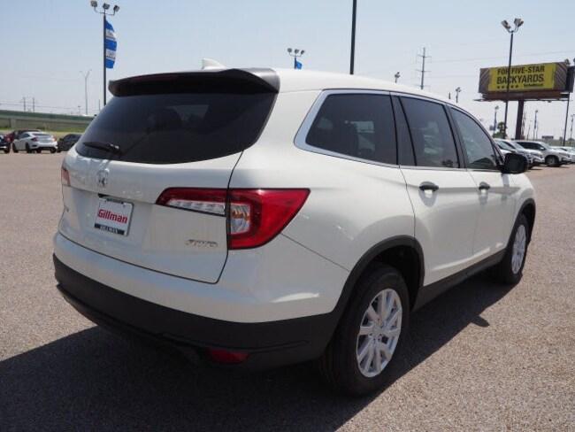 Gillman Harlingen Tx >> New 2019 Honda Pilot LX AWD For Sale in San Benito, TX