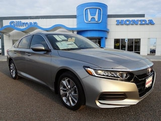 New 2019 Honda Accord LX Sedan 00190293 near Harlingen, TX