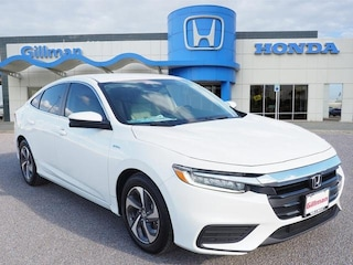 New 2019 Honda Insight EX Sedan 0P190085 near Harlingen, TX