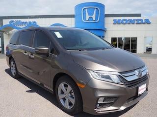 New 2019 Honda Odyssey EX Van 00190606 near Harlingen, TX