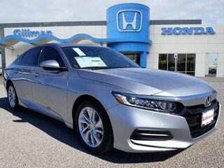 New 2019 Honda Accord LX Sedan 00190253 near Harlingen, TX