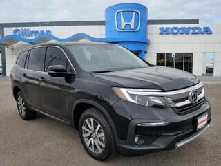 New 2019 Honda Pilot EX-L FWD SUV 00190100 near Harlingen, TX