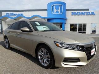 New 2019 Honda Accord LX Sedan 00190189 near Harlingen, TX
