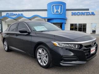 New 2019 Honda Accord LX Sedan 00190118 near Harlingen, TX