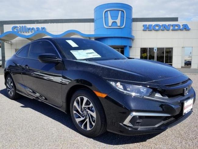 New  2019 Honda Civic LX Coupe near Harlingen, TX