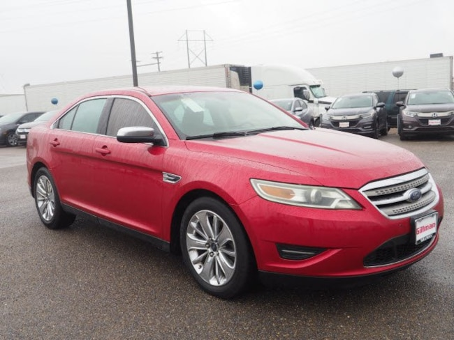 Used 2010 Ford Taurus Limited Sedan near Harlingen, TX