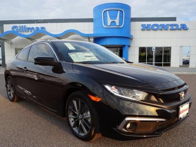 New  2019 Honda Civic EX Coupe near Harlingen, TX